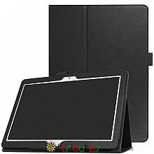 Чохол HUAWEI MediaPad M5 Lite 10 Classic book cover black