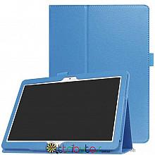 Чехол HUAWEI MediaPad M5 Lite 10.1 Classic book cover sky blue