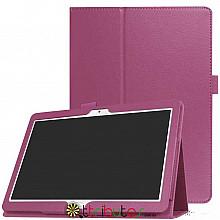Чохол HUAWEI MediaPad M5 Lite 10.1 Classic book cover purple