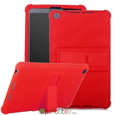 Чохол HUAWEI MediaPad M5 Lite 8.0 Silicone red
