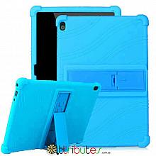 Чехол Lenovo Tab M10 TB-X605L 10.1 Silicone sky blue