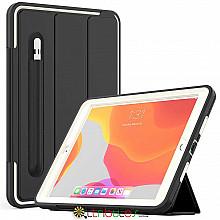 Чохол iPad 2019 10.2 Armor book cover black-coffee