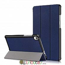 Чехол Lenovo Tab M8 TB-8505F 8.0 Moko ultraslim dark blue