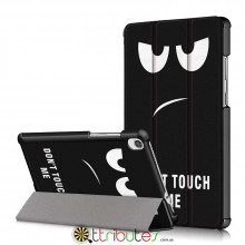 Чехол Lenovo Tab M8 8505 8705 8.0 Print ultraslim don't touch