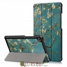 Чехол Lenovo Tab M7 TB-7305I 7.0 Print ultraslim bloomy tree