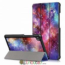 Чехол Lenovo Tab M7 TB-7305I 7.0 Print ultraslim galaxy