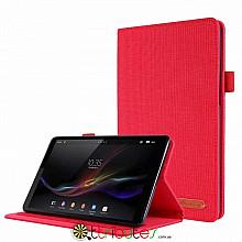Чехол Lenovo Tab M7 TB-7305I 7.0 Textile gum book red
