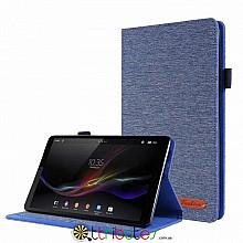 Чехол Lenovo Tab M7 TB-7305I 7.0 Textile gum book dark blue