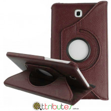 Чохол Samsung Galaxy Tab 4 8.0 SM-T330, T331 360 градусов brown