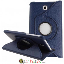 Чохол Samsung Galaxy Tab 4 8.0 SM-T330, T331 360 градусов dark blue