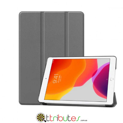 Чехол iPad 2019 10.2  Moko ultraslim grey