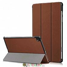 Чехол Samsung Galaxy Tab S6 lite 10.4 sm-p610 Moko ultraslim brown