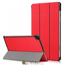 Чехол Samsung Galaxy Tab S6 lite 10.4 sm-p610 Moko ultraslim red