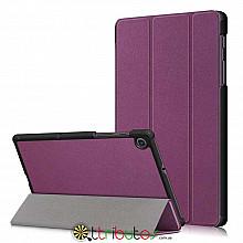 Чехол Samsung Galaxy Tab a 8.4 sm-t307 2020 Moko ultraslim purple