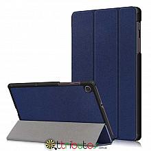 Чехол Samsung Galaxy Tab a 8.4 sm-t307 2020 Moko ultraslim dark blue