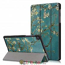Чехол Samsung Galaxy Tab a 8.4 sm-t307 2020  Print ultraslim bloomy tree