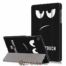 Чехол Samsung Galaxy Tab a 8.4 sm-t307 2020 Print ultraslim don't touch