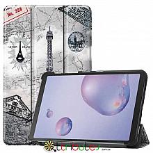 Чехол Samsung Galaxy Tab a 8.4 sm-t307 2020  Print ultraslim paris