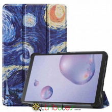 Чехол Samsung Galaxy Tab a 8.4 sm-t307 2020  Print ultraslim night