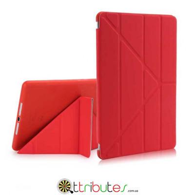 Чехол iPad mini 2 3 Cover origami ultraslim red