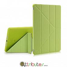 Чехол iPad mini 2 3 Cover origami ultraslim apple green