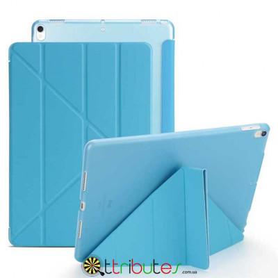 Чохол iPad 2019 10.2 Cover origami ultraslim sky blue