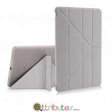 Чехол iPad mini 2 3 Cover origami ultraslim grey