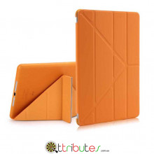 Чехол iPad mini 2 3 Cover origami ultraslim orange