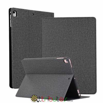 Чехол iPad 2017 2018 9.7 Textile gum book black
