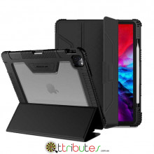 Чехол iPad Pro 2018 12.9  Nillkin Armor book cover black
