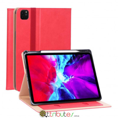 Чохол iPad Pro 12.9 2020 Premium classic red