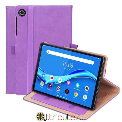 Чехол Lenovo Tab M10 Plus FHD TB-X606 2020 10.3 Premium classic purple