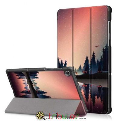 Чохол Lenovo Tab M10 Plus FHD TB-X606 10.3 2020 Print ultraslim lake