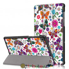 Чохол Lenovo Tab M10 Plus FHD TB-X606 10.3 2020 Print ultraslim butterfly