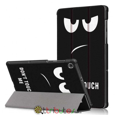 Чехол Lenovo Tab M10 Plus FHD TB-X606 10.3 2020 Print ultraslim don't touch