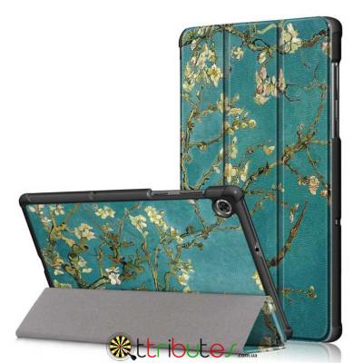 Чехол Lenovo Tab M10 Plus FHD TB-X606 10.3 2020 Print ultraslim bloomy tree