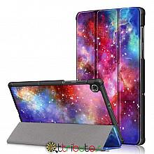Чехол Lenovo Tab M10 Plus FHD TB-X606 10.3 2020 Print ultraslim galaxy