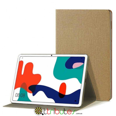 Чехол HUAWEI Matepad 10.4 Textile gum book beige
