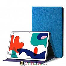 Чехол HUAWEI Matepad 10.4 Textile gum book blue