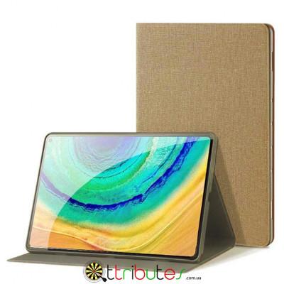 Чохол HUAWEI MatePad Pro 10.8 Textile gum book beige