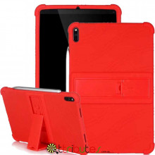 Чехол HUAWEI MatePad Pro 10.8  Silicone red