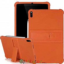 Чехол HUAWEI MatePad Pro 10.8  Silicone orange