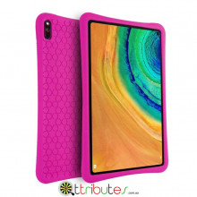 Чехол HUAWEI MatePad Pro 10.8  Silicone star purple