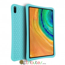 Чехол HUAWEI MatePad Pro 10.8  Silicone star mint green
