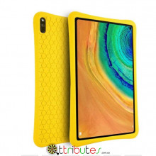 Чехол HUAWEI MatePad Pro 10.8  Silicone star yellow
