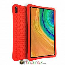 Чехол HUAWEI MatePad Pro 10.8  Silicone star red