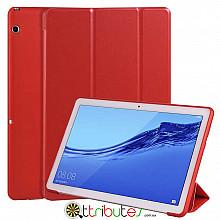 Чохол HUAWEI MediaPad T5 10 Gum ultraslim red