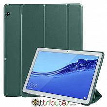 Чохол HUAWEI MediaPad T5 10 Gum ultraslim bottle green
