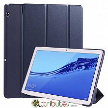 Чохол HUAWEI MediaPad T5 10 Gum ultraslim dark blue