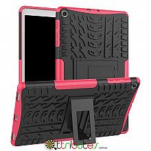 Чехол Samsung Galaxy Tab A 10.1 SM-T515 t510 2019 Armor cover black-rose red